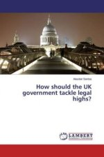 How should the UK government tackle legal highs?