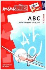 ABC: Buchstabenspiele von A-Z
