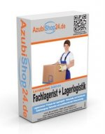 AzubiShop24.de Add-on-Lernkarten Fachlagerist + Lagerlogistik