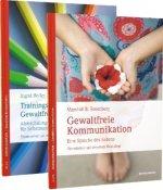 Basispaket Gewaltfreie Kommunikation - Grundlagen + Training, 2 Bde.
