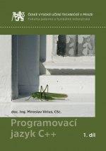 Programovací jazyk C++  1. díl