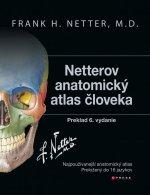 Netterov anatomický atlas človeka, 6. vydanie