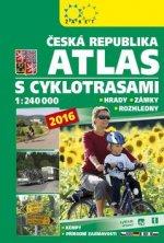 Česká republika Atlas s cyklotrasami