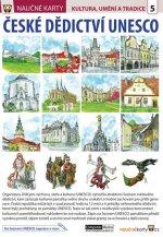 Naučné karty České dědictví UNESCO