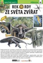 Naučné karty Rekordy ze světa zvířat