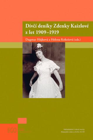 Dívčí deníky Zdenky Kaizlové z let 1909–1919