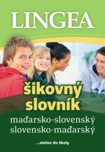 Maďarsko-slovenský slovensko-maďarský šikovný slovník