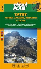 Tatry Vysoké, Západné, Belianske