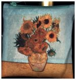 Bag Vincent van Gogh / Vase with Sunflowers