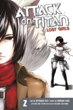 Attack On Titan: Lost Girls The Manga 2