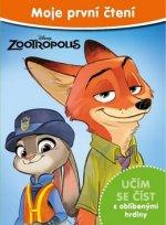 Moje první čtení Zootropolis