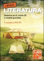 Hravá literatura 8
