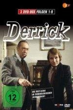 Derrick. Vol.1, 3 DVDs