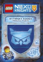 LEGO NEXO KNIGHTS Rytířský kodex