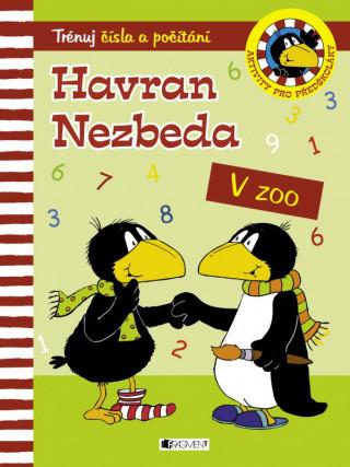 Havran Nezbeda V zoo