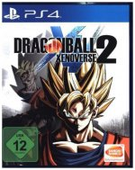 Dragon Ball Xenoverse 2, 1 PS4-Blu-ray Disc