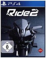 RIDE 2, 1 PS4-Blu-ray Disc