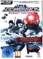 Act of Aggression, 1 DVD-ROM (Reboot-Edition)