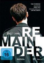 Remainder, 1 DVD