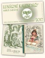 Kalendář 2017 - Lunární + Snář + Desátý rok s Měsícem