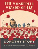 The Wonderful Wizard of Oz Stitch Large Lined Notebook: Oz6755