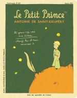 Le Petit Prince Stitch Large Blank Notebook: Lp6816