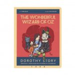 The Wonderful Wizard of Oz Stitch Large Blank Notebook: Oz6830