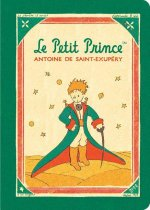 Le Petit Prince Stitch Stitch Medium Lined Notebook: Lp6977