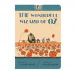 The Wonderful Wizard of Oz Stitch Medium Lined Notebook: Oz6991