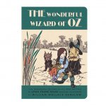 The Wonderful Wizard of Oz Stitch Medium Blank Notebook: Oz7073