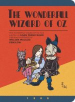 The Wonderful Wizard of Oz Stitch Small Blank Notebook: Oz7318