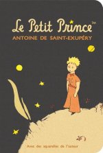 Le Petit Prince Stitch Stitch Pocket Blank Notebook: Lp7530
