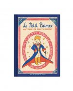 Le Petit Prince Vintage Galore Collection Lined Notebook: Lp8605