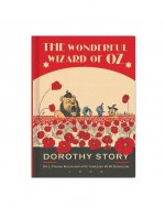 The Wonderful Wizard of Oz Vintage Galore Collection Lined Notebook: Oz8629