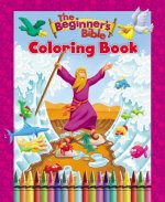 The Beginner S Bible Coloring Book