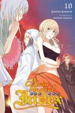 Certain Magical Index, Vol. 10 (light novel)