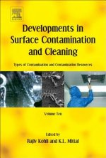 Developments in Surface Contamination and Cleaning: Types of Contamination and Contamination Resources: Volume 9