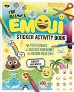 Ultimate Emoji Sticker Activity Book