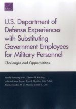 U.S. Department of Defense Experiences with Substituting Government Employees for Military Personnel: Challenges and Opportunities