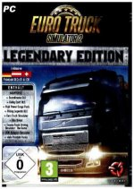Euro Truck Simulator 2: Legendary-Edition, DVD-ROM