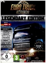 Euro Truck Simulator 2: Legendary-Edition, DVD-ROM (Limited Edition)