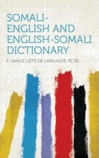 Somali-English and English-Somali Dictionary