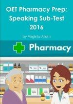 Oet Pharmacy Prep: Speaking Sub-Test