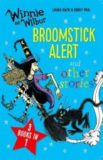 Winnie and Wilbur: Broomstick Alert and other stories