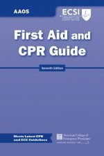 FIRST AID CPR AED GUIDE 7E SINGLE COPY