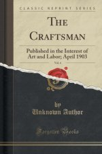 Craftsman, Vol. 4