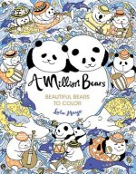 A Million Bears: Beautiful Bears to Color