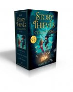 Story Thieves Collection Books 1-3: Story Thieves; The Stolen Chapters; Secret Origins