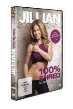 Jillian Michaels - 100% Shred: So schlank wie nie, 1 DVD