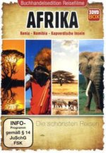 Afrika, 3 DVDs (Buchhandelsedition)